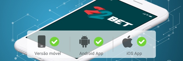 22bet android ios app